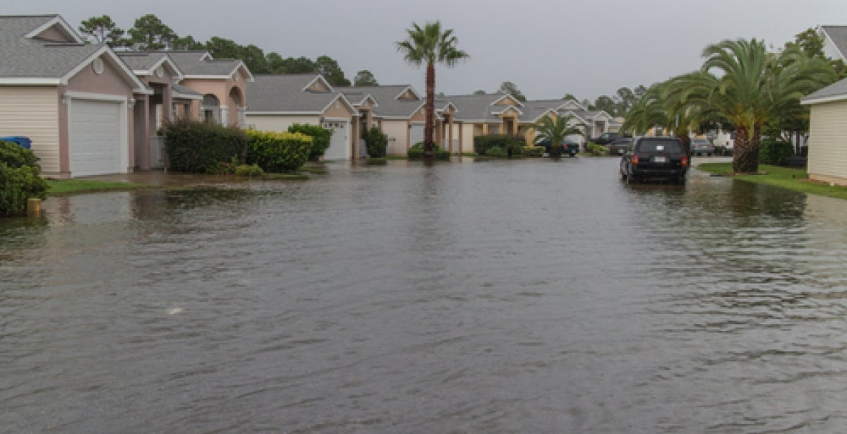 The Lasting Effects of Hurricanes Harvey and Irma on Supply Chain