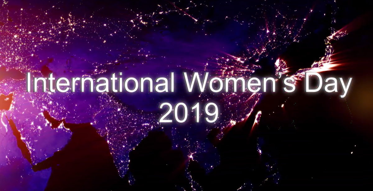 KUO International Women's Day
