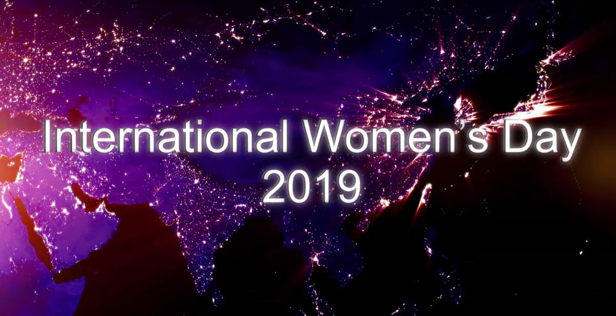 KUO International Women's Day
