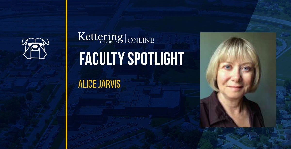 Dr. Alice Jarvis