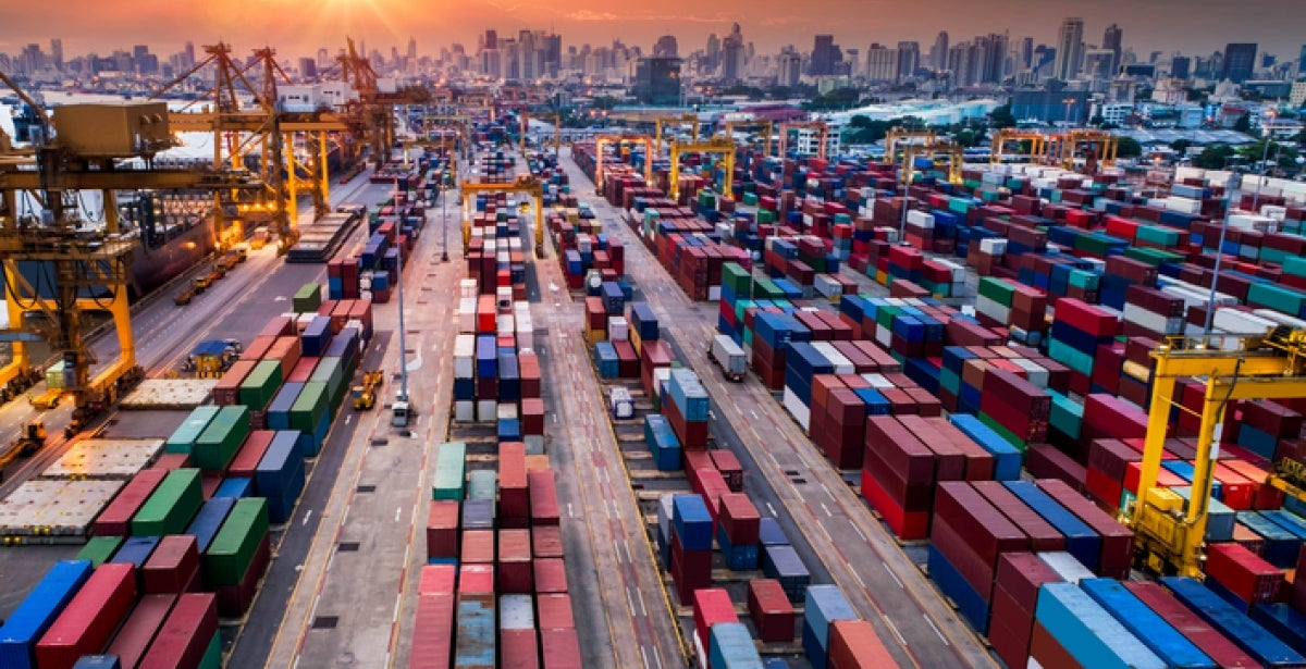 A Unique Approach to Supply Chain Management blog header